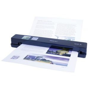 I.R.I.S. Scan Anywhere 3 WIFI 300 x 600 DPI ADF-Scanner Schwarz A4