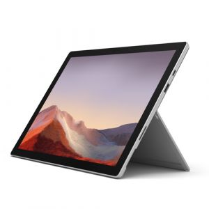 Microsoft Surface Pro 7 31,2 cm (12.3 Zoll) Intel® Core™ i5 Prozessoren der 10. Generation 8 GB 128 GB Wi-Fi 6 (802.11ax) Platin Windows 10 Pro