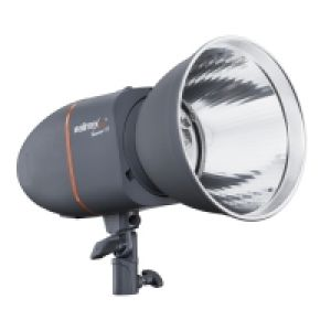Walimex pro Newcomer 150 unité de flash pour studio photo 150 Ws 1/2000 s Gris