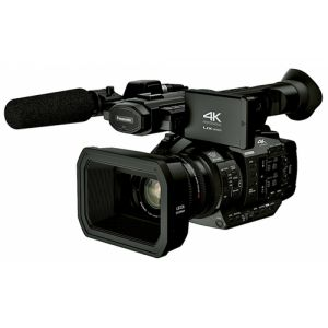 Panasonic AG-UX180 9,46 MP MOS Schulter-Camcorder Schwarz 4K Ultra HD