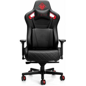 HP OMEN by Citadel Gaming Chair PC-Gamingstuhl Schwarz, Rot