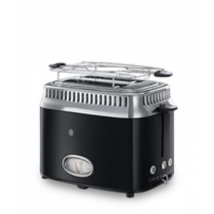 Russell Hobbs 21681-56 grille-pain 2 part(s) Noir 1300 W