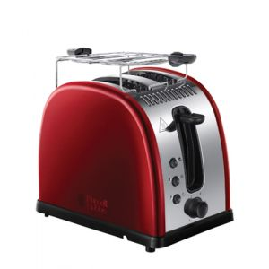 Russell Hobbs 21291-56 2part(s) Rouge grille-pain
