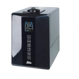 Solis Ultrasonic Hybrid humidificateur 6 L 280 W Noir