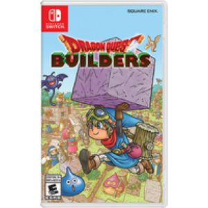 Nintendo Dragon Quest Builders, Switch Videospiel Standard Nintendo Switch