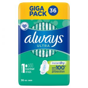 Always Ultra Normal Serviette hygiénique 36 pièce(s)