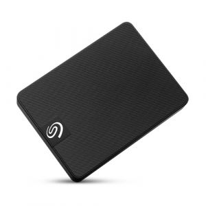 Seagate STJD500400 Externes Solid State Drive 500 GB Schwarz