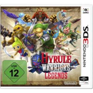 Nintendo Hyrule Warriors Legends Standard Nintendo 3DS Deutsch Videospiel