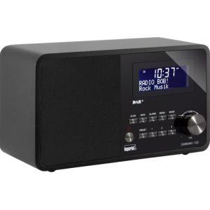 DigitalBox DABMAN 100 Tragbar Digital Schwarz Radio