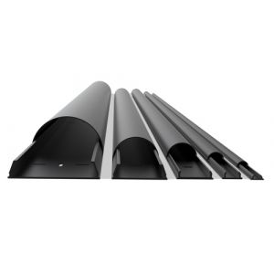 Multibrackets M Universal Cable Cover Black 18x1100mm