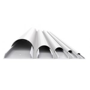 Multibrackets M Universal Cable Cover White 18x1100