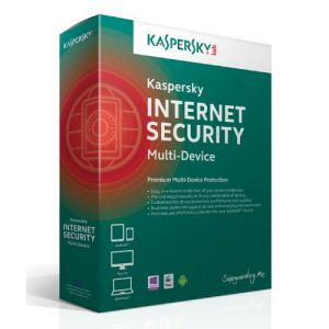 Kaspersky Lab Internet Security - Multi-Device DACH Edition 10-Device 2 year Renewal License Pack 10utilisateur(s) 2année(s) Full license Allemand