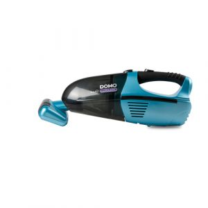 Domo DO211S aspirateur de table Sans sac Noir, Bleu