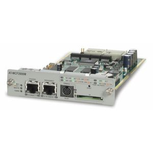 Allied Telesis SNMP Managment Module f/ AT-MCF2000 Switch-Komponente