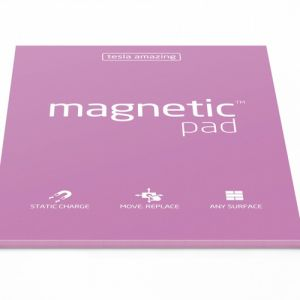 Magnetic Pad A3 Magnettafel 297 x 420 mm Pink