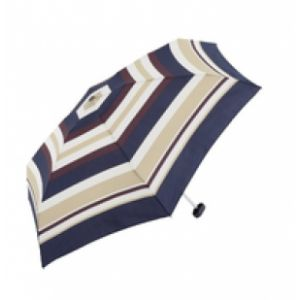 Because BE-01957 parapluie Compact Marine Polyester