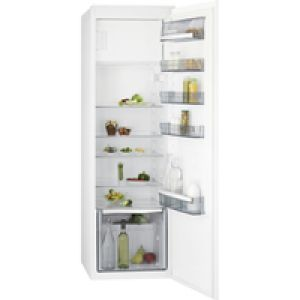 AEG AIK3024R frigo combine Built-in (placement) Blanc 284 L A++