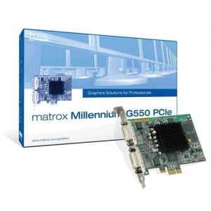 Matrox G55-MDDE32F carte graphique GDDR