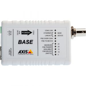 Axis T8641 Ethernet-over-Coax-Basis PoE+
