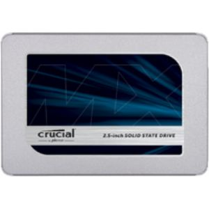 """Crucial MX500 Solid State Drive (SSD) 2.5"""" 500 GB Serial ATA III"""