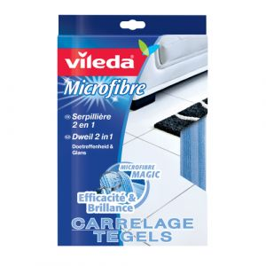 Vileda Microfaser Bodentuch 2in1