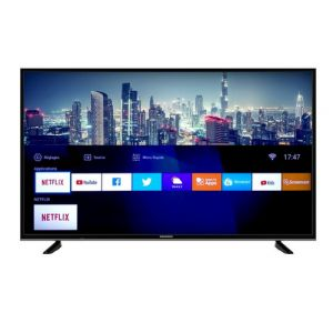 "Grundig 49GDU7500B TV 124,5 cm (49"") 4K Ultra HD Smart TV Wifi Noir"