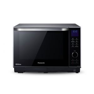 Panasonic NN-DS596MEPG micro-onde Countertop (placement) Micro-onde combiné 27 L 1000 W Argent