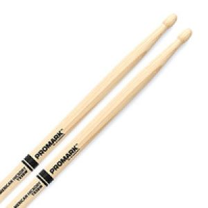 D'Addario Hickory 5B Wood Tip Baguettes Bois