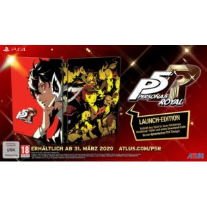 GAME Persona 5 Royal Launch Edition Videospiel PlayStation 4