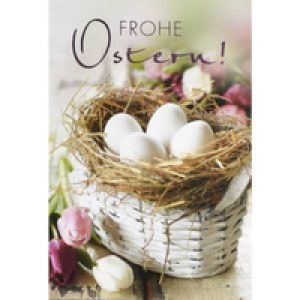 ABC Frohe Ostern!