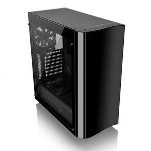 Thermaltake View 22 Midi Tower Schwarz