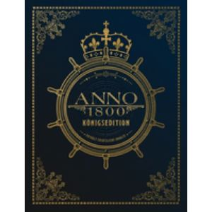 Ubisoft ANNO 1800 Königsedition Videospiel PC Basic+DLC Deutsch