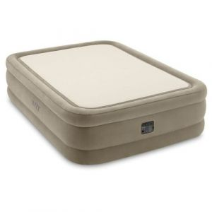 Intex Thermalux Queen Double matelas Beige