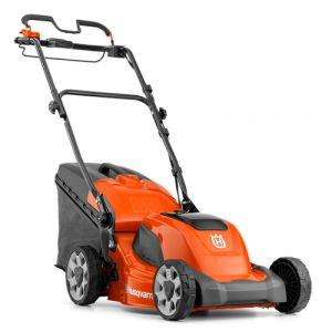 Husqvarna LC 141Li Walk behind lawn mower Batterie/Akku Orange