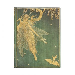 Paperblanks OLIVE FAIRY bloc-notes Vert 144 feuilles