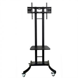 "Value 17.99.1175 TV mount 165,1 cm (65"") Noir"