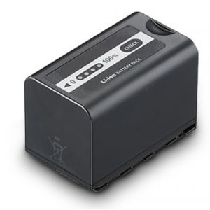 Panasonic VW-VBD58E-K camera/camcorder battery Lithium-Ion (Li-Ion) 5800 mAh